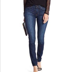 Hudson Natalie Midrise Super Skinny Jeans